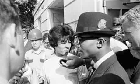 Vivian Malone and James Hood at University of Alabama
