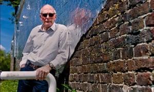 Artist and lecturer Richard Wentworth