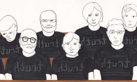 Bradley Manning supporters