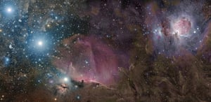 Visions of the universe: Orion Deep Wide Field