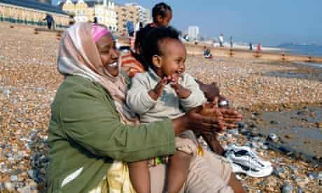 Migration Oromo family