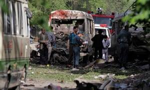 Kabul bomb attack