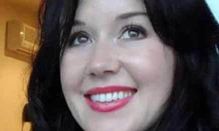 Jill Meagher was killed in a laneway in Melbourne. Photograph: PA
