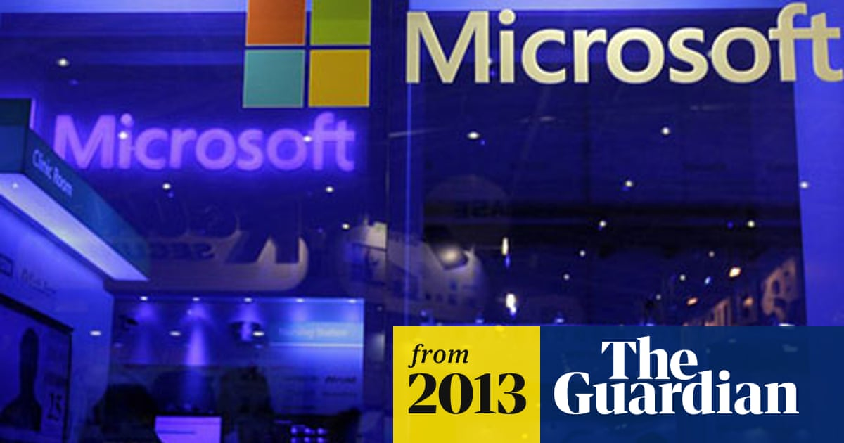 NSA scandal: Microsoft and Twitter join calls to disclose
