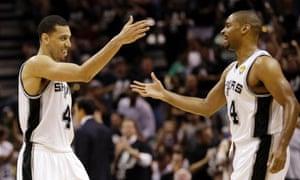 San Antonio Spurs 113 77 Miami Heat As It Happened Sport The Guardian