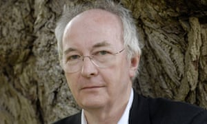 Philip Pullman Portrait Session