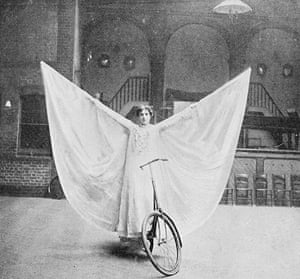 Bike blog: Fancy Cycling, 1901
