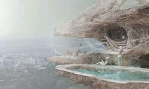 Houses of the future may be able to build themselves, integrating wiring and plumbing into the struc