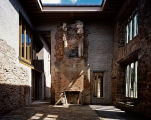RIBA awards 2013: Astley Castle, Nuneaton, Warwickshire by Witherford Watson Mann