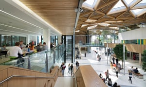 RIBA awards 2013: The Forum, University of Exeter by Wilkinson Eyre