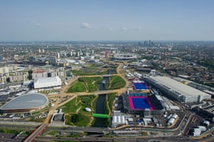 RIBA awards 2013: Olympic Masterplan, E20 by Allies and Morrison