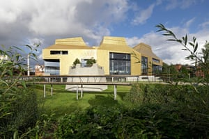RIBA awards 2013: The Hive, Worcester by Feilden Clegg Bradley Studios