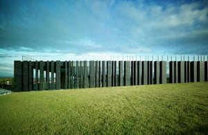 RIBA awards 2013: Giant's Causeway Visitor Centre by Heneghan Peng