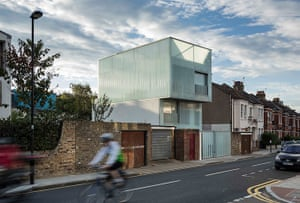 RIBA awards 2013: Slip House by Carl Turner