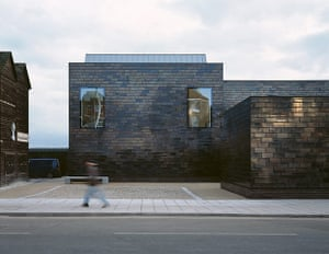 RIBA awards 2013: Jerwood Gallery, Hastings by HAT Project