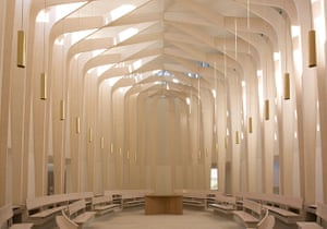 RIBA awards 2013: Bishop Edward King Chapel at Cuddesdon by Niall Maclaughlin