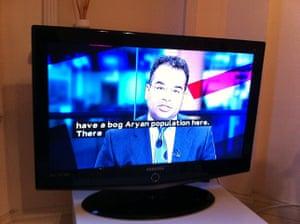 Bad subtitles: Bad subtitles: channel 4 error
