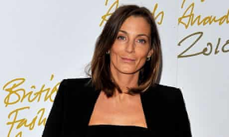 Phoebe Philo: anonymity would be helped by a less distinctive name.