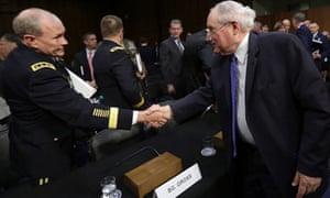 US Military assault