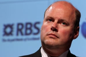 Stephen Hester has announced that he is to step down as the chief executive of the Royal Bank of Scotland in December.