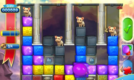 Pet Rescue Saga for iPhone, iPad and Android