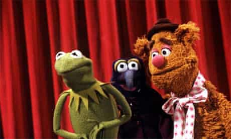 The Muppets in 1978