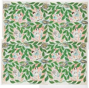 Judith Kerr: Textile design