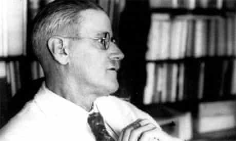 James Joyce in Paris, 1937
