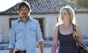 Ethan Hawke and Julie Delpy
