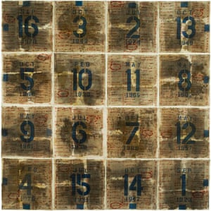 Magic Square 34