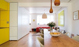 Homes: feat of clay kitchen