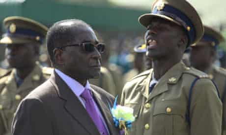 President Robert Mugabe says elections will go ahead on July 31.