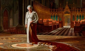 Ralph Heimans' portrait of the Queen was commissioned to mark her 60 years on the throne
