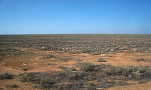 The Nullarbor Plain