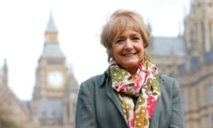 Margaret Hodge, Labour Party MP and head of the PAC, poses in Westminster