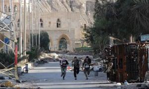 Free Syrian Army Deir al-Zor