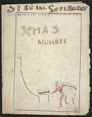 Charlestone : Special X-Mas Number 1923 title page