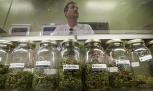 Medical marijuana dispensary in Los Angeles