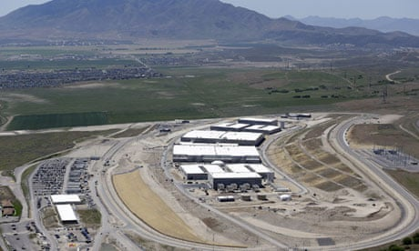 Welcome To Utah The Nsa S Desert Home For Eavesdropping On America Us News The Guardian