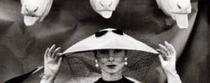 Guy Bourdin, French Vogue, February 1955