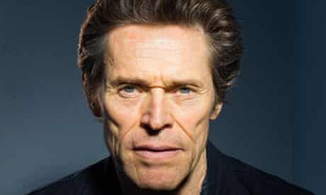 Willem Dafoe: 'You have to lose yourself to find yourself.'
