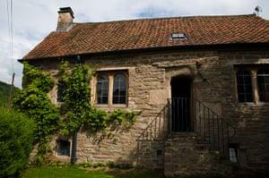 Cottages 15: Monks Hall, near Tintern