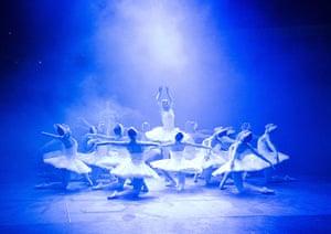 20 Photos:  English National Ballet performing the Derek Deane production of Swan Lake