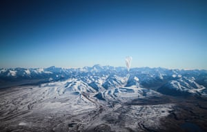 Google project loon: A test balloon floats over New Zealand