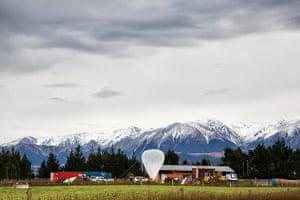 Google project loon: A google balloon