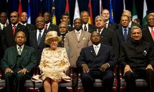 Commonwealth summit