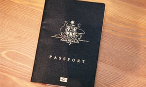 "Australians have had had ""X"" passports for a decade."