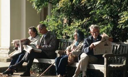 impact measurement older people