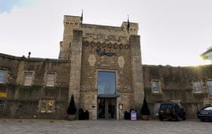 Prison Hotels: Malmaison Oxford