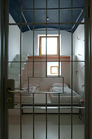Prison Hotels: Celica in Ljubljana